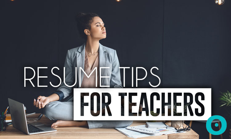 How To Write The Perfect Yoga Teacher Resume Yoginomics