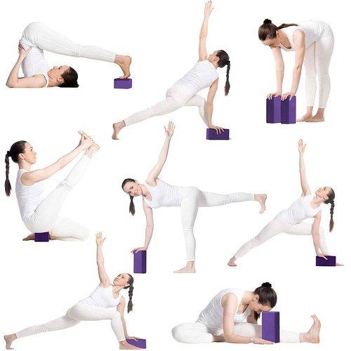 How To Use Yoga Bricks And Blocks Yoginomics