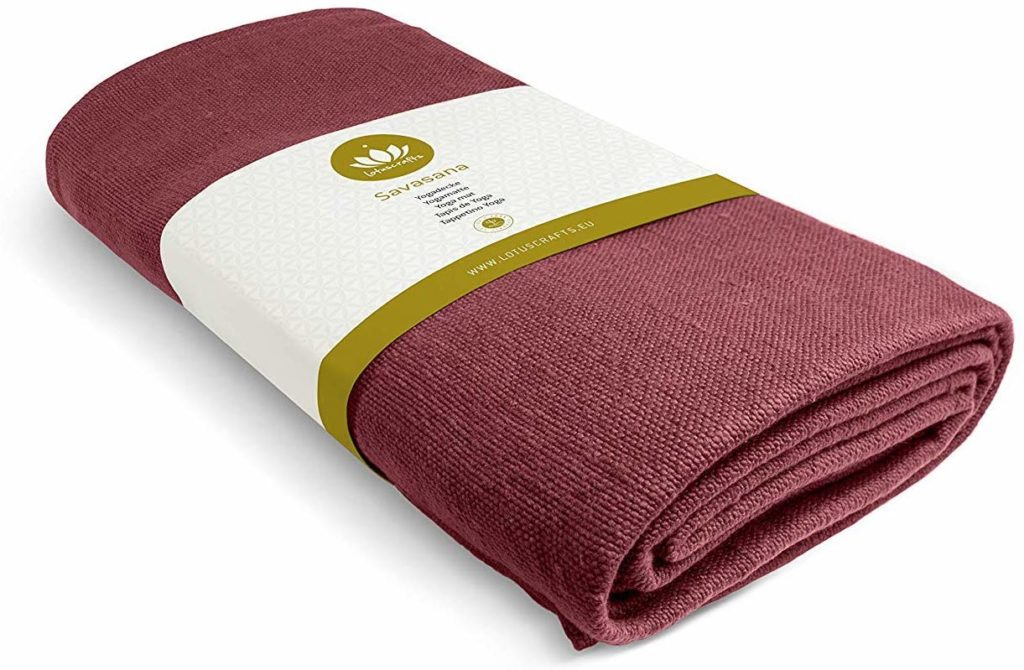 The Best Yoga Blankets to Enhance your Yoga Experience