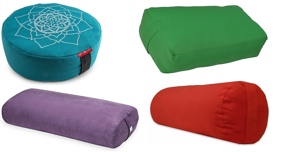BEST YOGA CUSHIONS TO BUY IN 2020 FOR A BETTER YOGA PRACTICE