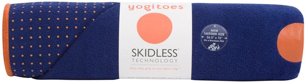 Yogi Toes Skidless Mat